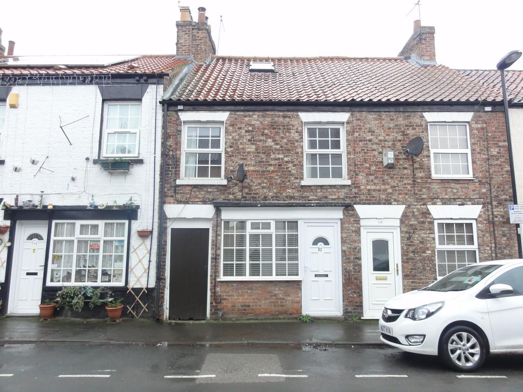 2 Bedrooms Terraced House for sale in Hailgate, Howden, East Yorkshire