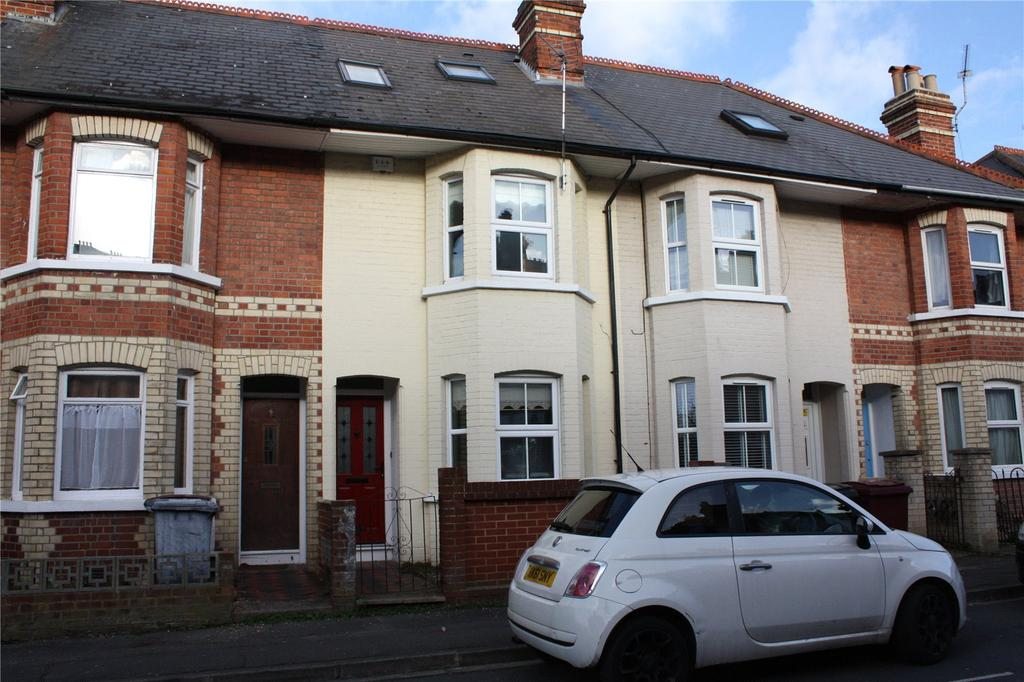 4 Bedrooms Terraced House for sale in Swainstone Road, Reading, Berkshire, RG2