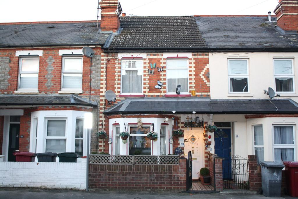 3 Bedrooms Terraced House for sale in Audley Street, Reading, Berkshire, RG30