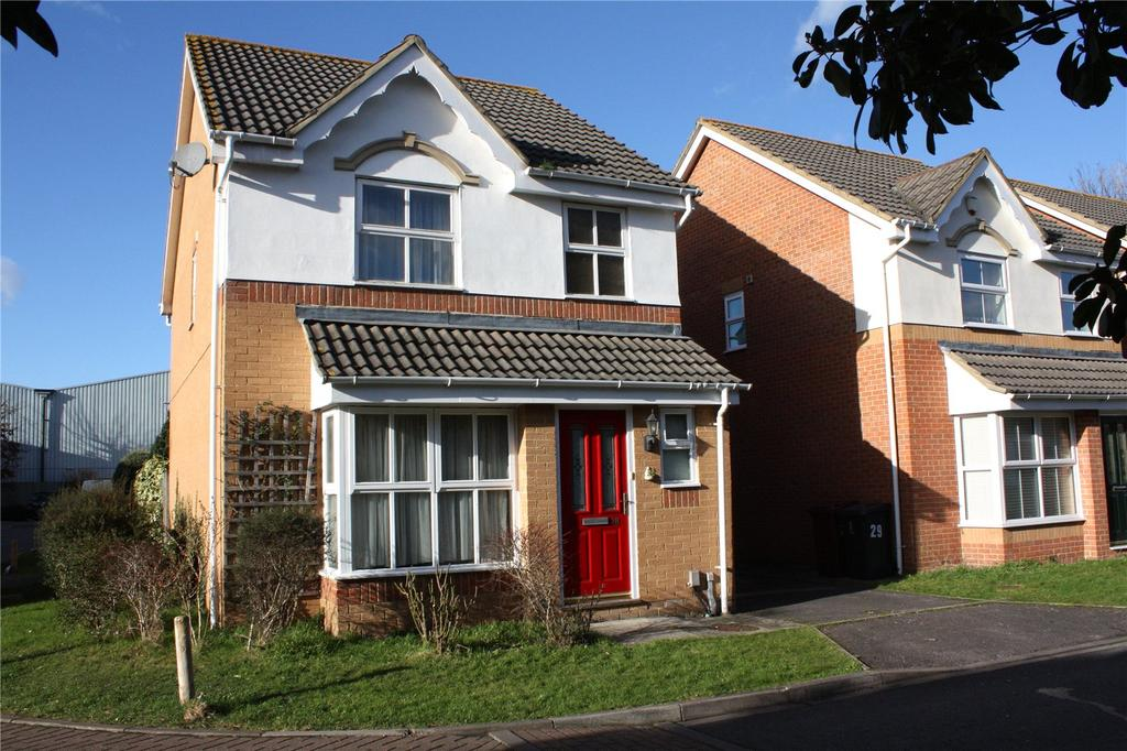 3 Bedrooms Detached House for sale in Denbeigh Place, Reading, Berkshire, RG1