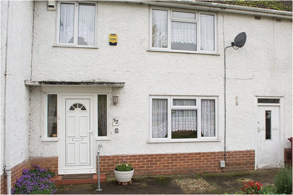 2 Bedrooms Terraced House for sale in Wentworth Avenue, Reading, Berkshire, RG2
