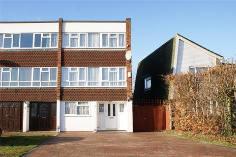 4 bedroom end of terrace house for sale - Leyburn Close, Woodley, Reading, Berkshire, RG5