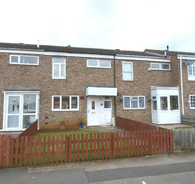 3 Bedrooms Terraced House for sale in Appleby Close, Banbury