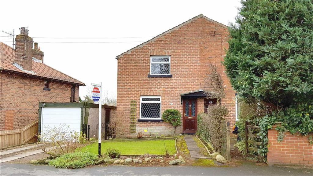 2 Bedrooms Semi Detached House for sale in Northgate, Hunmanby, North Yorkshire