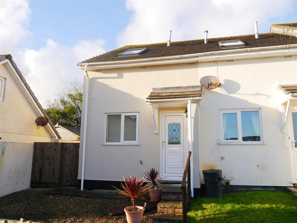 1 Bedroom End Of Terrace House for sale in Probus, Truro