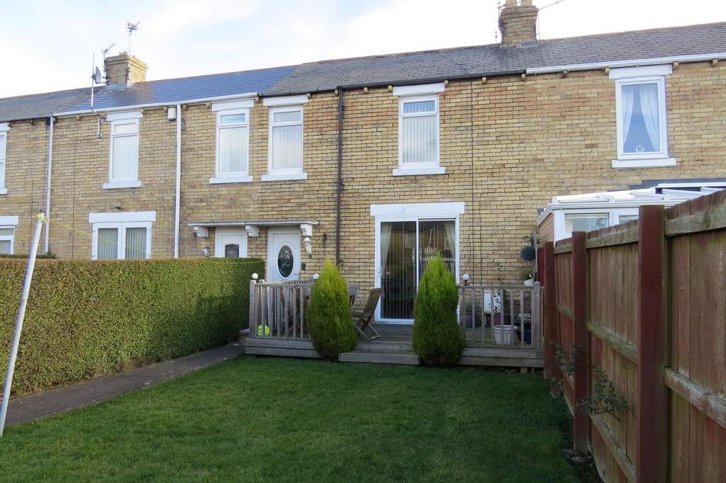 3 Bedrooms Terraced House for sale in Kenilworth Road, Ashington