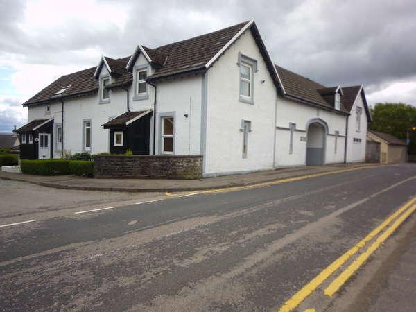 1 Bedroom Flat for sale in 3 Coach Houses Argyll Road, Dunoon, PA23 8EJ
