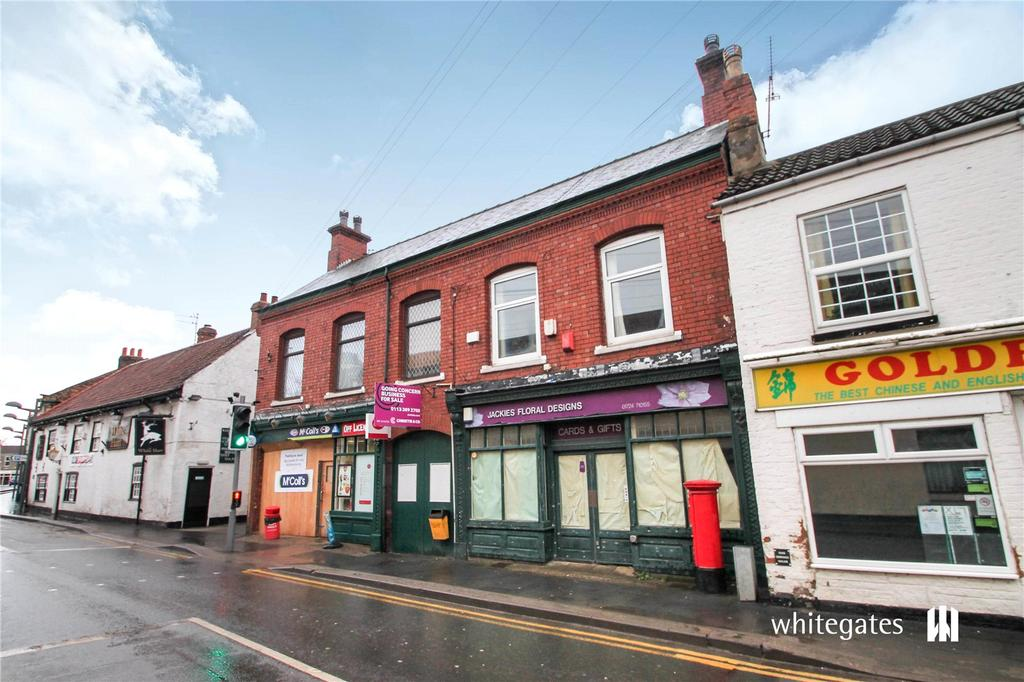 2 Bedrooms Apartment Flat for sale in High Street, Crowle, Scunthorpe, Lincolnshire, DN17