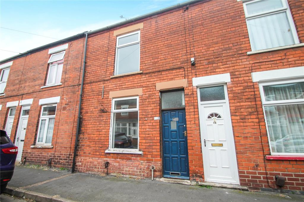 2 Bedrooms Terraced House for sale in Dale Street, Scunthorpe, DN15
