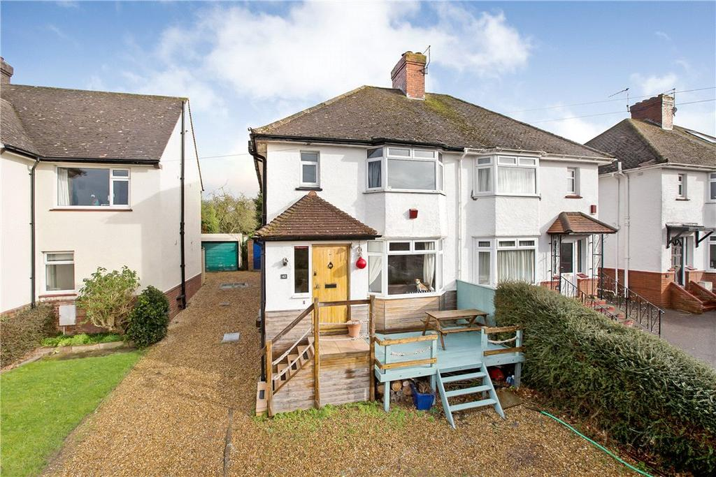 4 Bedrooms Semi Detached House for sale in Newcourt Road, Topsham, Exeter, Devon, EX3