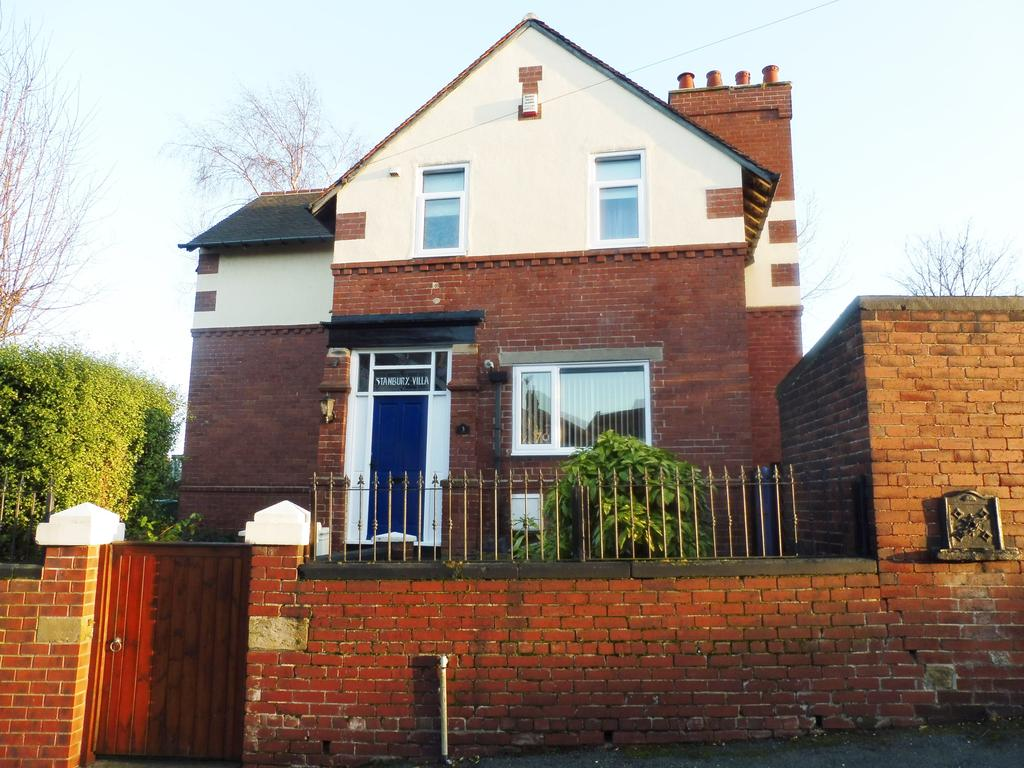 3 Bedrooms Detached House for sale in Margaret Road, Wombwell S73