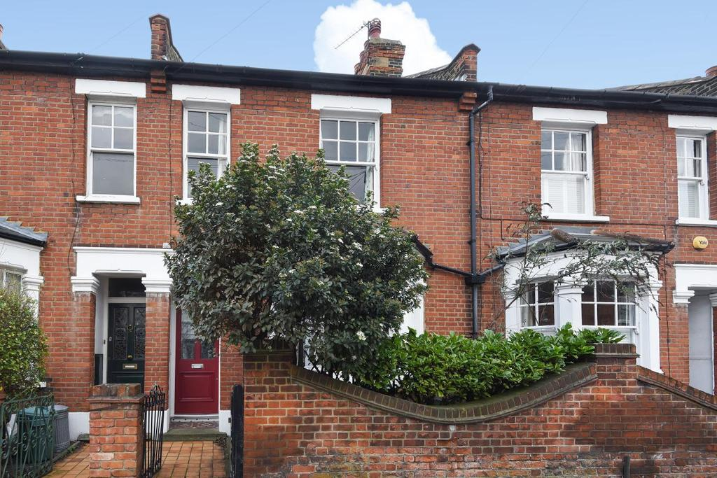 3 Bedrooms Terraced House for sale in Littleton Street, Earlsfield