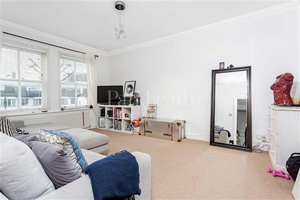 1 Bedroom Flat for sale in Parkhill Road, Belsize Park, London