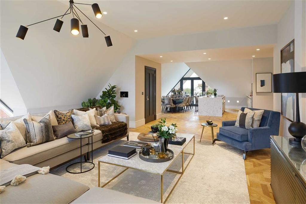 5 Bedrooms Flat for sale in Otto Schiff Mansions, Hampstead, London