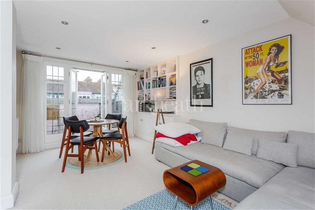 2 Bedrooms Flat for sale in Tudor Close, Belsize Park, London