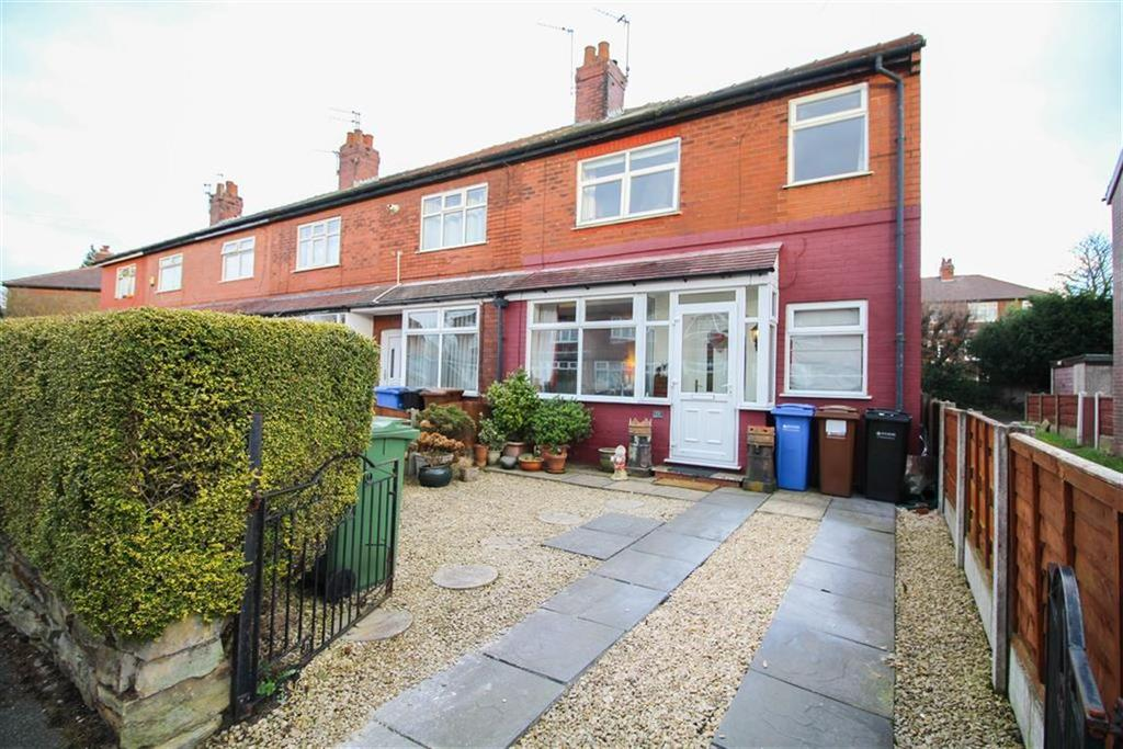 3 Bedrooms End Of Terrace House for sale in Baslow Grove, South Reddish, Stockport