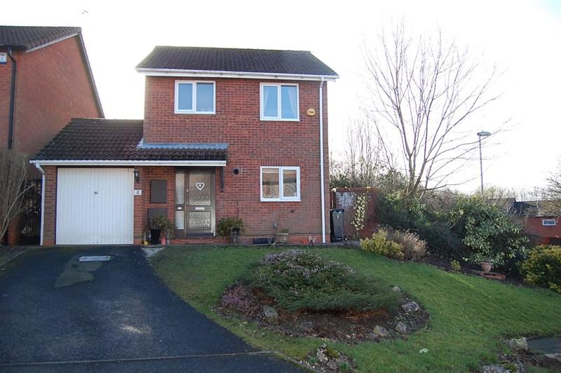3 Bedrooms Detached House for sale in Ley Rise, Northway, Sedgley