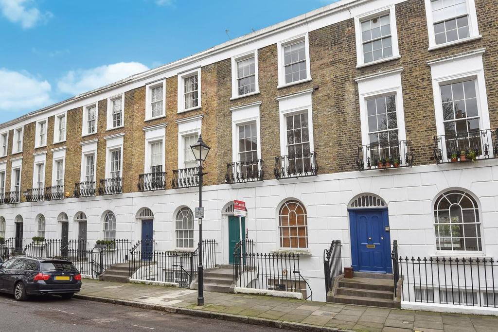 1 Bedroom Flat for sale in Barnsbury Street, Islington