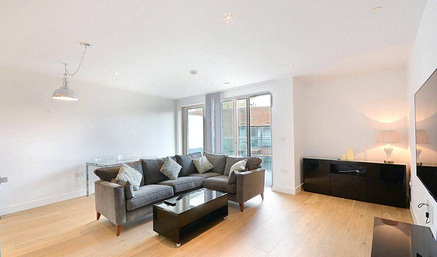 2 Bedrooms Flat for rent in Blackwood Apartments, Victory Place, London, SE17