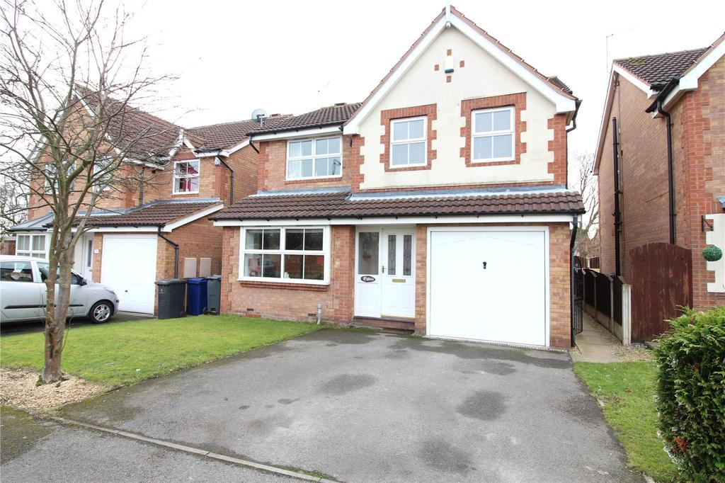 4 Bedrooms Detached House for sale in Monkton Way, Royston, Barnsley, S71