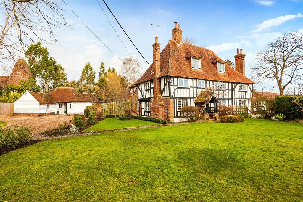 5 Bedrooms House for sale in Bethersden Road, Smarden, Ashford, Kent, TN27