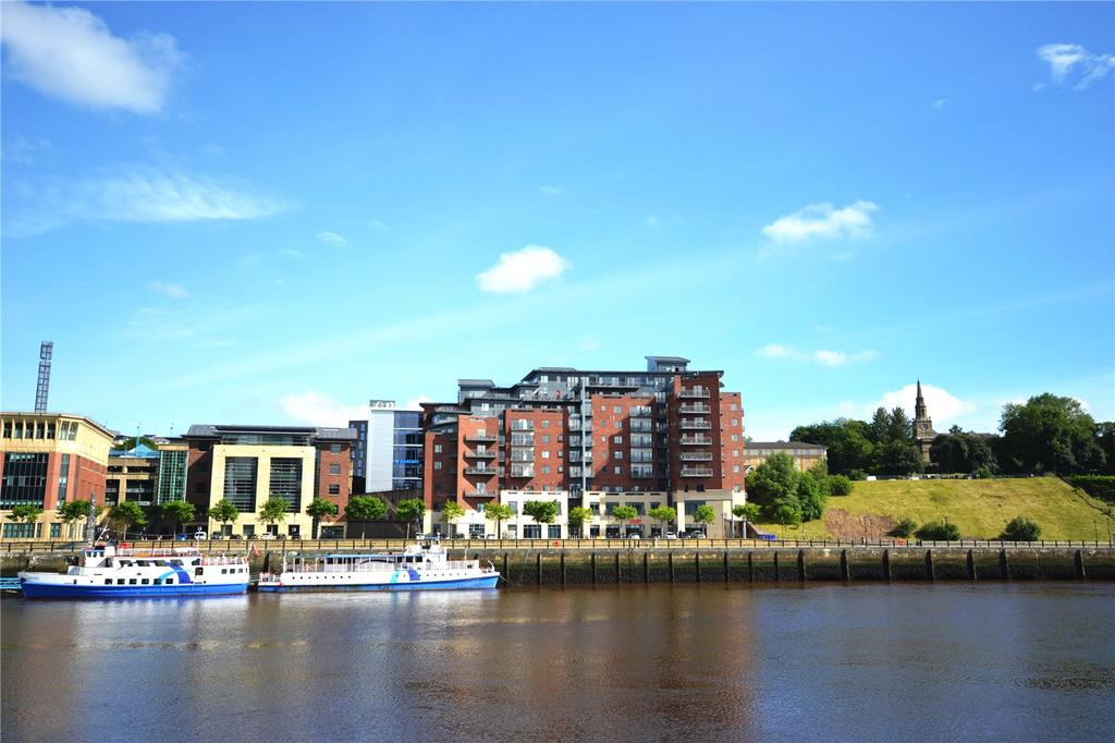 2 Bedrooms Apartment Flat for sale in St Ann's Quay, Quayside, Newcastle Upon Tyne, Tyne Wear