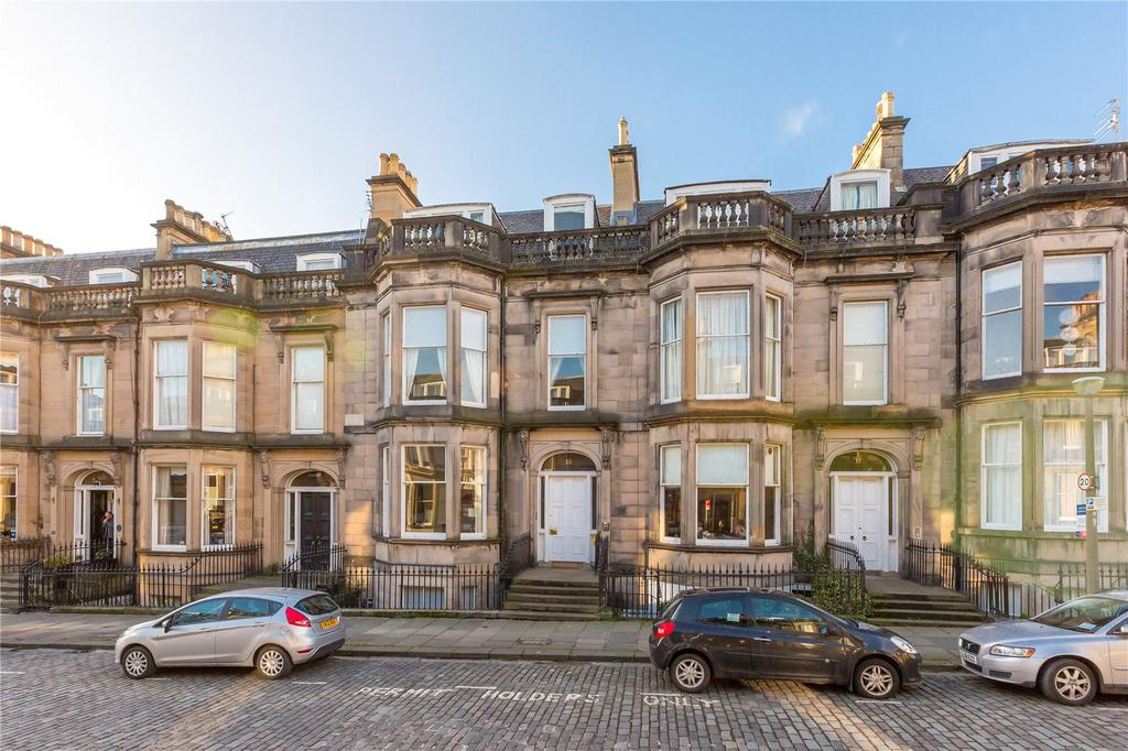 4 Bedrooms Flat for sale in Coates Gardens, Edinburgh