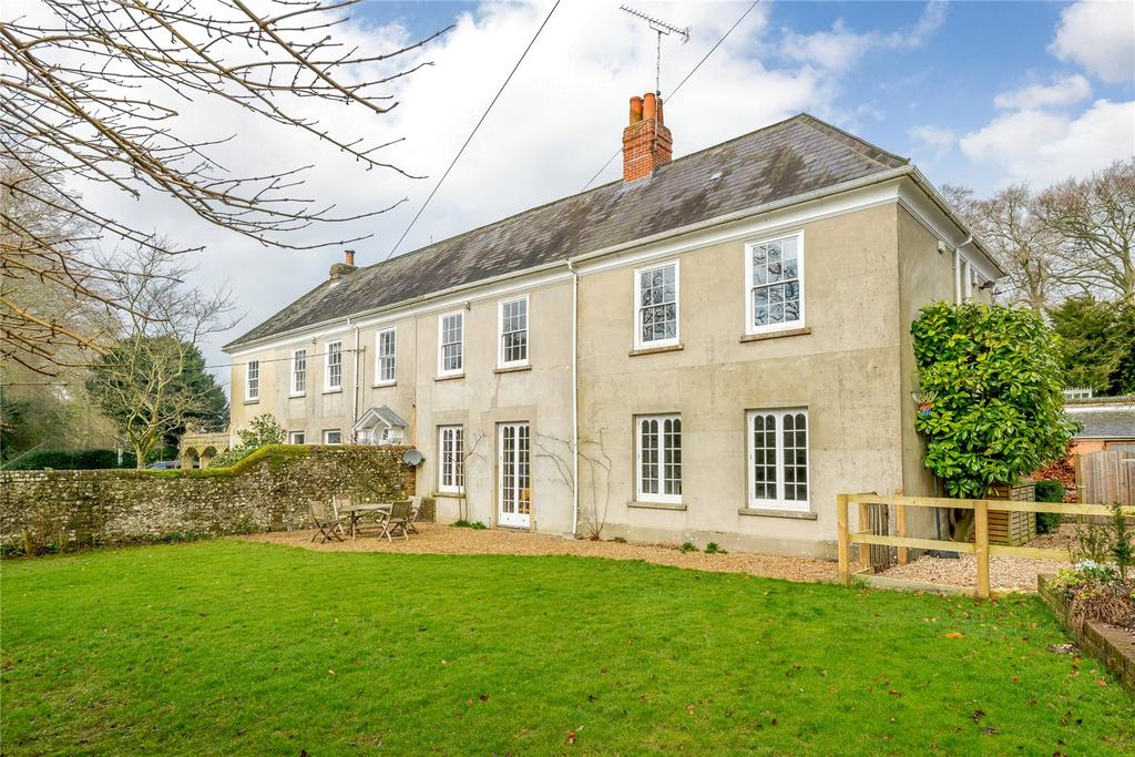 6 Bedrooms Semi Detached House for sale in Vicarage Lane, Ropley, Alresford, Hampshire