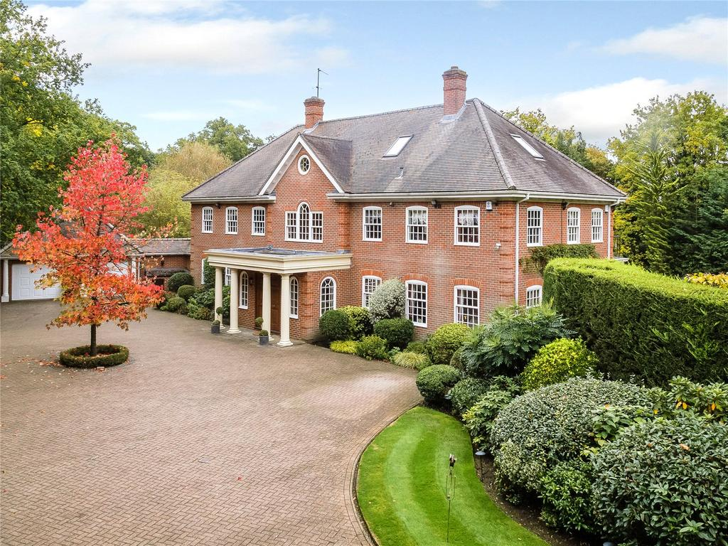 7 Bedrooms Detached House for sale in Parsonage Lane, Farnham Common, Buckinghamshire
