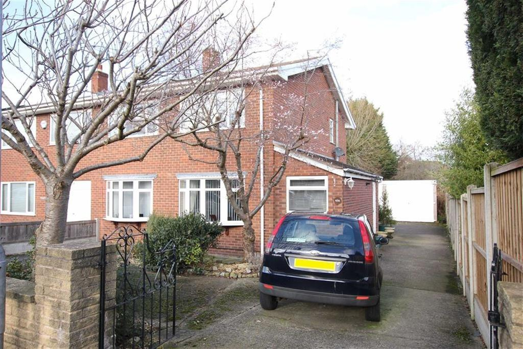 4 Bedrooms Semi Detached House for sale in Becketts Lane, Boughton, Chester