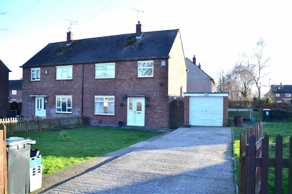 3 Bedrooms Semi Detached House for sale in Gawsworth Road, Great Sutton, CH66