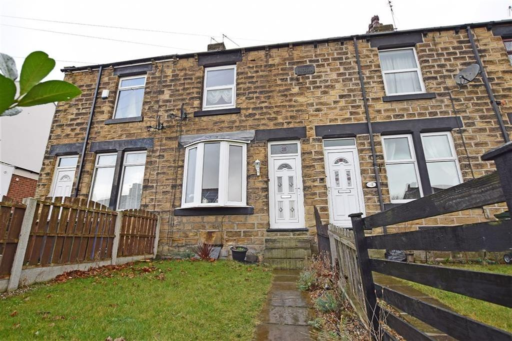3 Bedrooms Terraced House for sale in Mount Vernon Road, Worsbrough, Barnsley, S70
