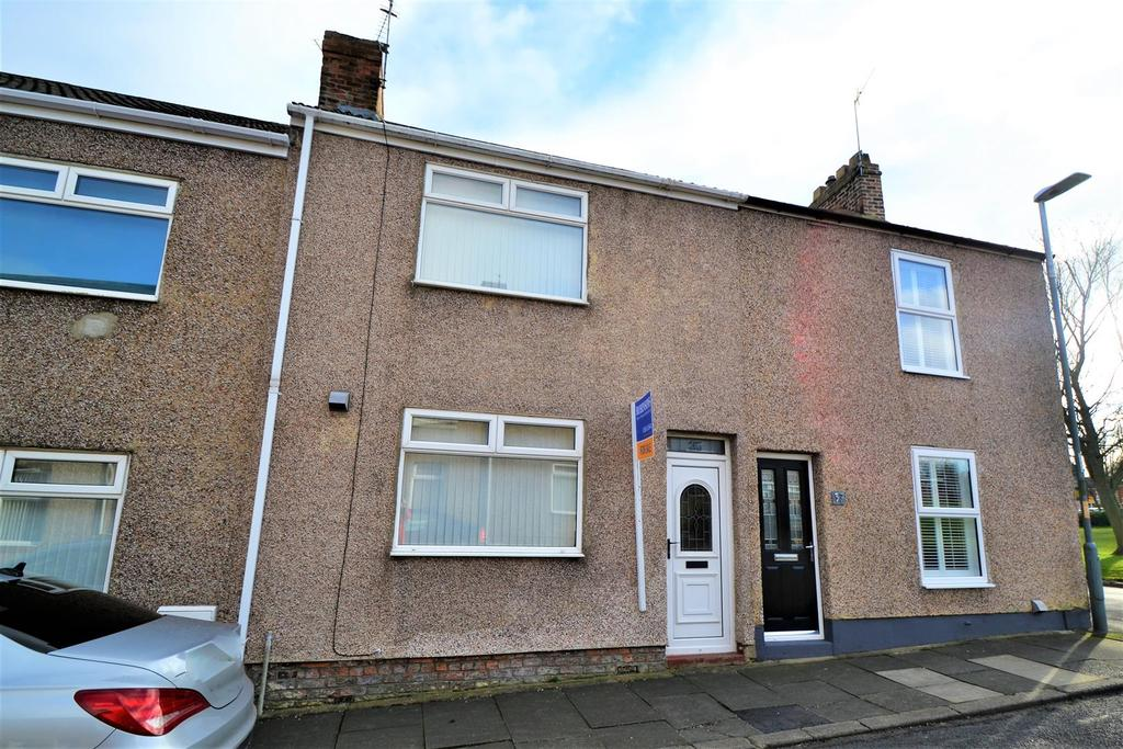 2 Bedrooms House for sale in Edward Street, Spennymoor