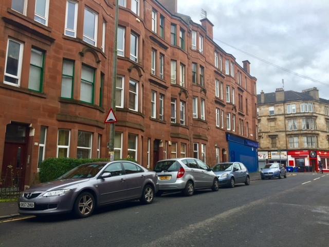1 Bedroom Flat for rent in Somerville Drive, Mount Florida, Glasgow