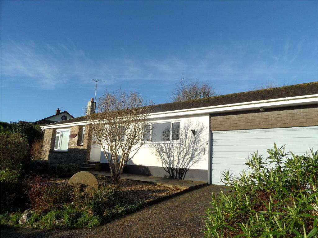 3 Bedrooms Detached Bungalow for sale in Vicarage Lane, Strete, Nr Dartmouth, TQ6
