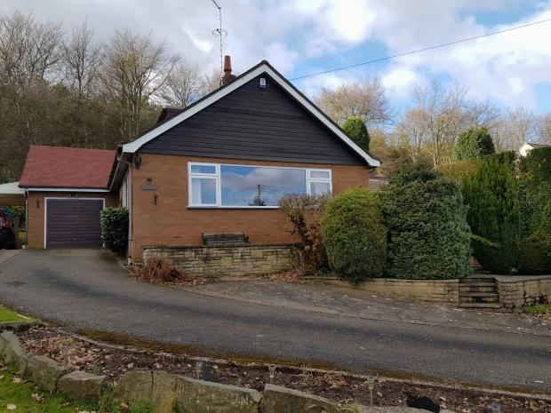 3 Bedrooms Detached Bungalow for sale in The Pingle Rugeley