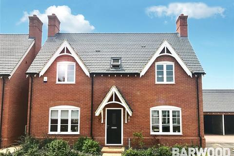 3 bedroom detached house for sale - Millbrook Grange Development, Moulton, Northampton, Northamptonshire, NN3