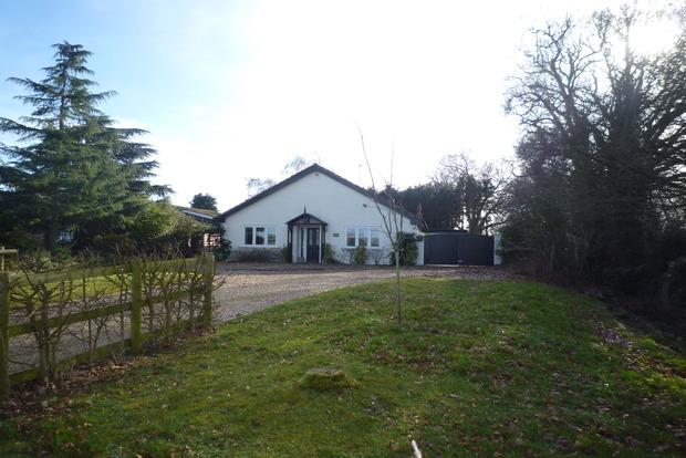 5 Bedrooms Bungalow for sale in Church Road, Walpole St. Peter, Wisbech, PE14