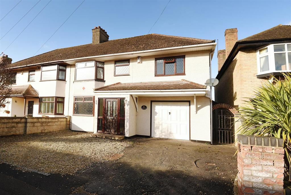 4 Bedrooms Semi Detached House for sale in New Cross Road, Oxford