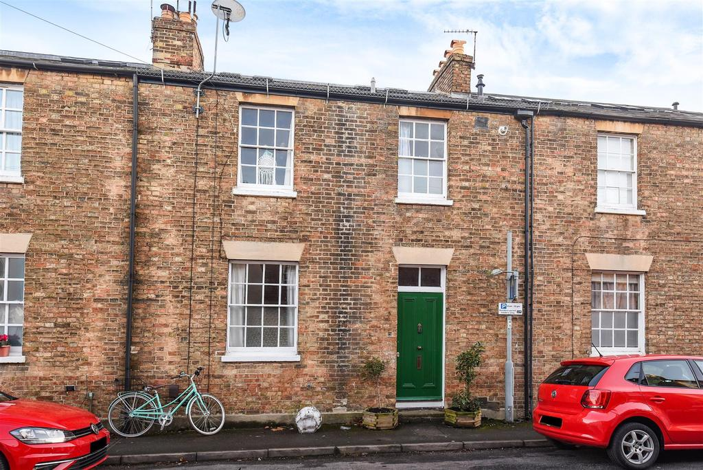 4 Bedrooms Terraced House for sale in Grove Street, Summertown