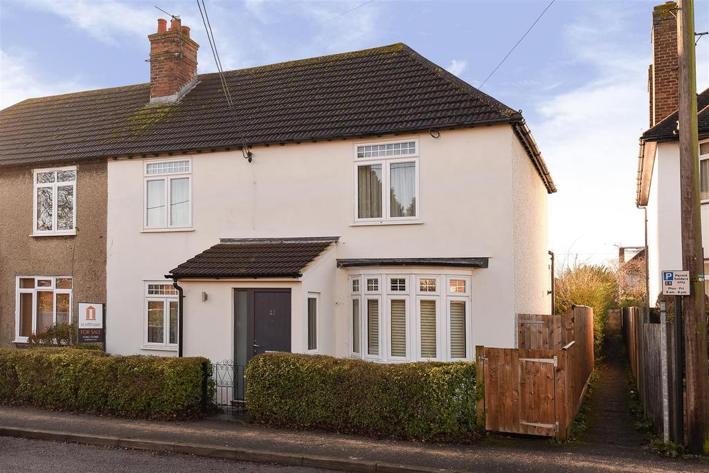 3 Bedrooms Semi Detached House for sale in Elms Road, Botley
