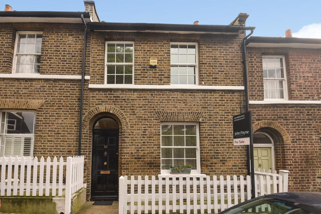 3 Bedrooms Terraced House for sale in Maidenstone Hill London SE10
