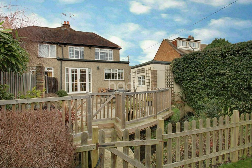 3 Bedrooms Semi Detached House for sale in Sixth Avenue, Chelmsford
