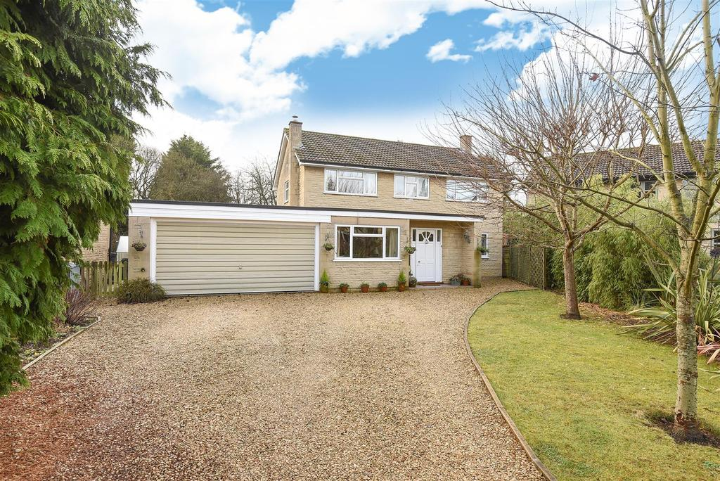4 Bedrooms Detached House for sale in The Glebe, Standlake