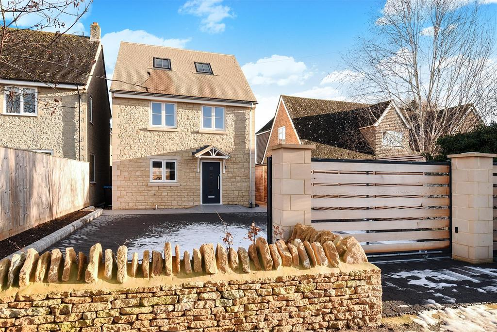 4 Bedrooms Detached House for sale in Mill Street, Eynsham, Witney