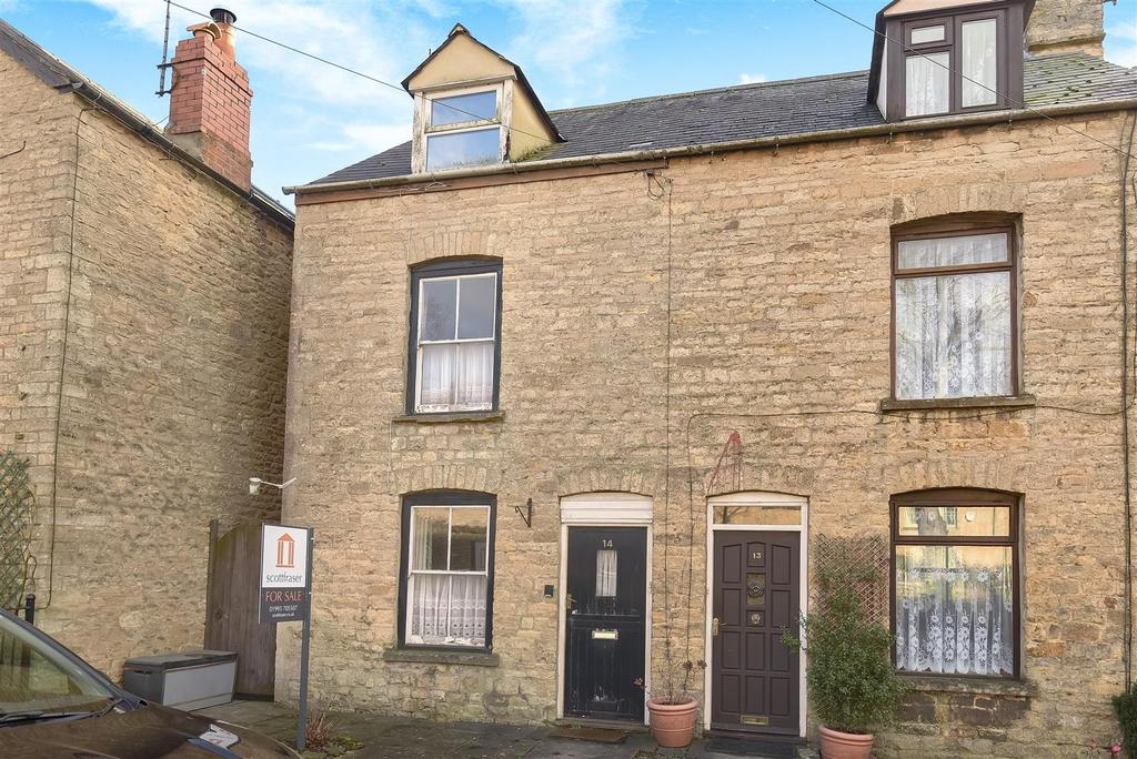 2 Bedrooms End Of Terrace House for sale in London Road, Chipping Norton