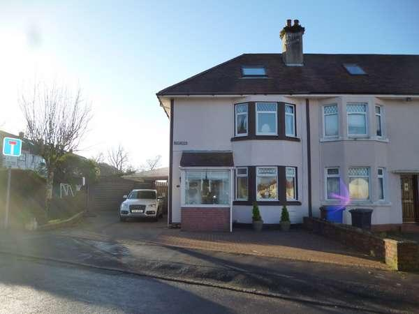 2 Bedrooms End Of Terrace House for sale in 74 Flatt Road, Largs, KA30 9EB
