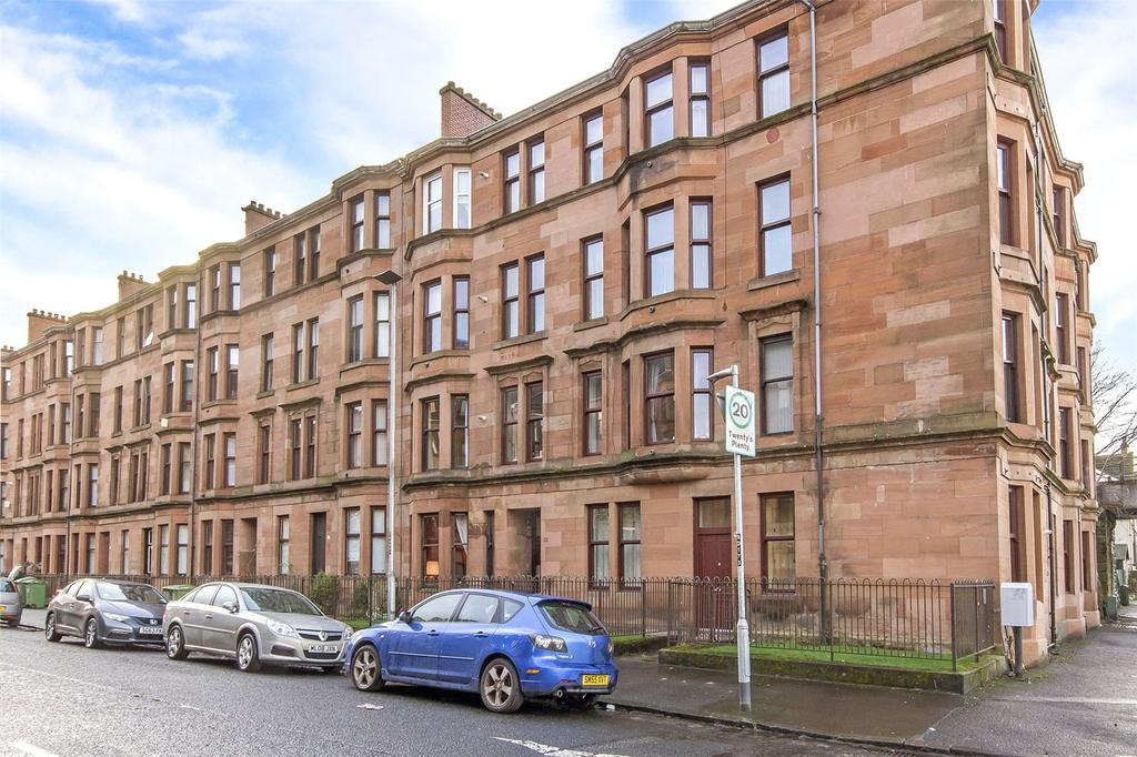 2 Bedrooms Apartment Flat for sale in Flat 0/1, 45 Earl Street, Scotstoun, Glasgow, G14