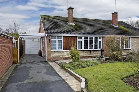 2 bedroom semi-detached bungalow for sale - 2, Ednam Grove, Wombourne, Wolverhampton, South Staffordshire, WV5