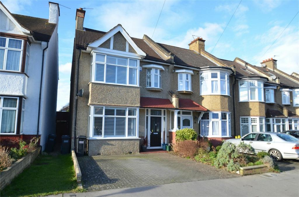 3 Bedrooms End Of Terrace House for sale in Compton Road, Addiscombe, Croydon, Surrey